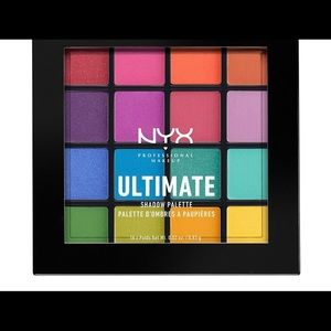 NYX Professional Brights Ultimate Shadow Palette